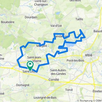 st didier 62 km