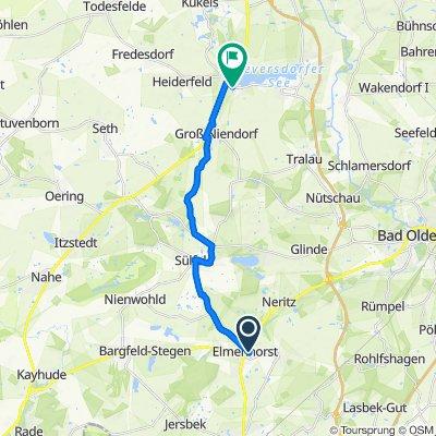 Erlenweg 14, Elmenhorst nach Tralauer Weg 2, Leezen