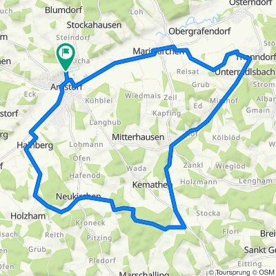 Am Mühlberg 6, Arnstorf nach Am Mühlberg 6, Arnstorf