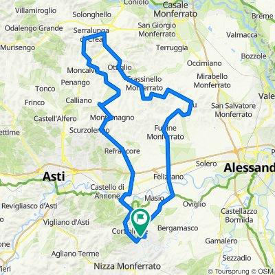 Tour nel Monferrato 2020