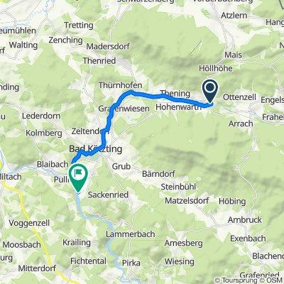 Feriendorf Hohen Bogen 6, Arrach nach Unnamed Road, Cham