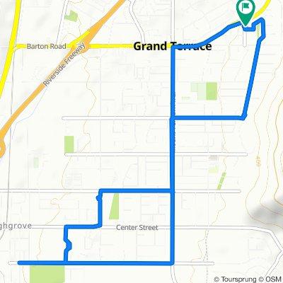 12013 Preston St, Grand Terrace to 12013 Preston St, Grand Terrace