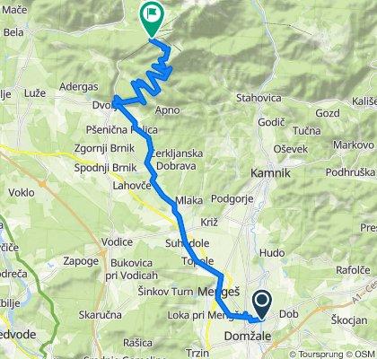Šaranovičeva cesta 10A, Vir to Ambrož pod Krvavcem, Cerklje na Gorenjskem