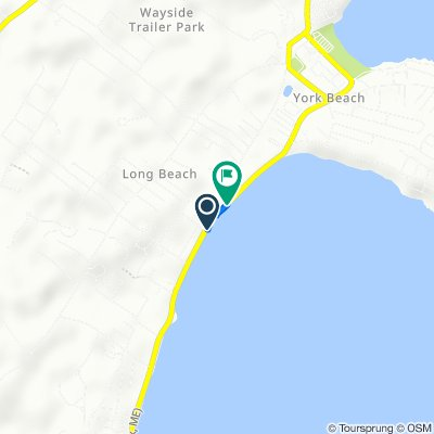 178 Long Beach Ave, York to 128–138 Long Beach Ave, York