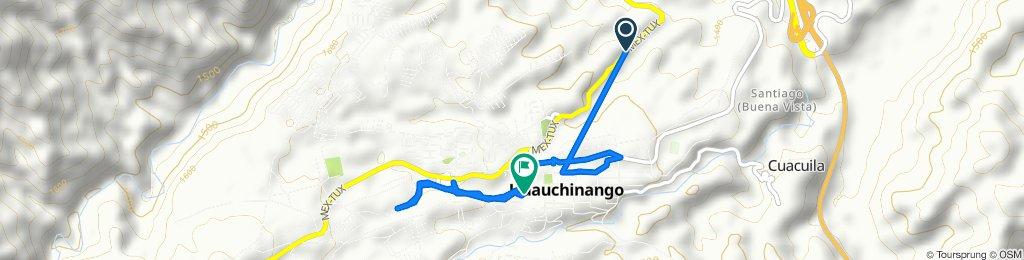 De Tulancingo - Huauchinango Carretera a Corregidora 214, Centro