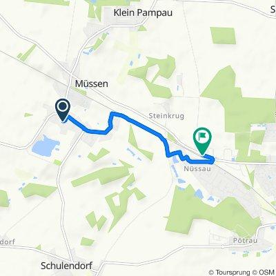 Von-Wachholtz-Weg 10, Müssen do K73, Büchen