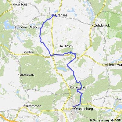 Gransee, Bf.-Oranienburg, Bf.
