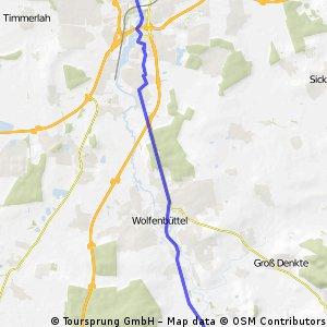 Braunschweig - Dorstadt