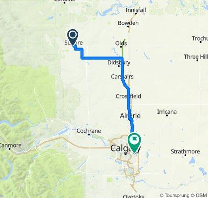 237–299 4 Ave SW, Sundre to 1–399 Foritana Rd SE, Calgary