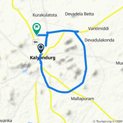 Day 3 Home- Kalyandurg