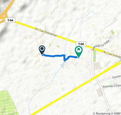 De Avenida 22, Barquisimeto a Carrera7, Barquisimeto