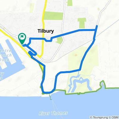 149A Dock Road, Tilbury la 133 Dock Road, Tilbury
