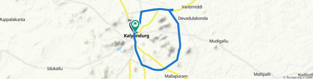 Day 4 9a/322, Kalyandurg to Andhra Bank, Kalyandurg