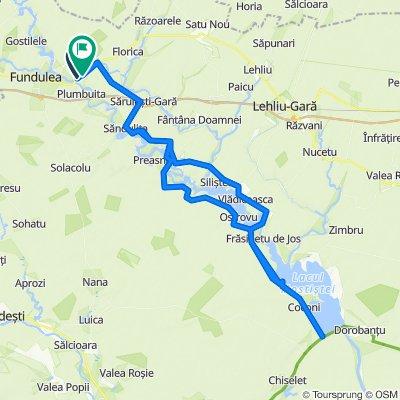 Valea Argovei 106 km