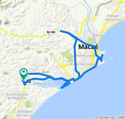 De Estrada Municipal MC-088, 596–638, Macaé a Estrada Municipal MC-088, 596–638, Macaé