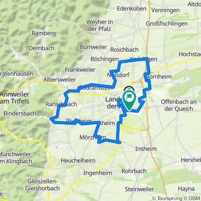 Genussradeln 100% Pfalz