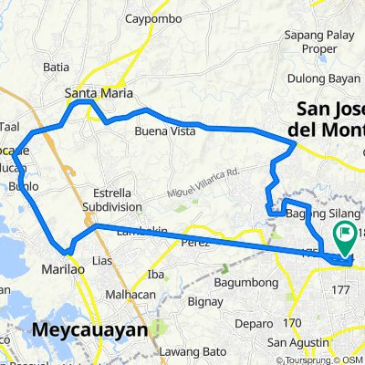 Entry Level 2 Bulacan Route