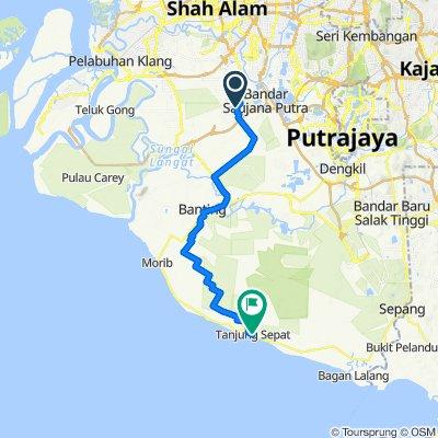 RImbayu > Tanjung Sepat