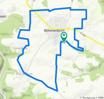 kurze Runde um Böhmenkirch