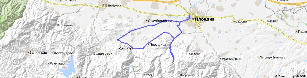 Plovdiv-Isperihovo-Dedevo-Plovdiv