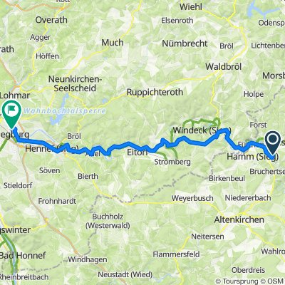 Baumschulenweg 3, Roth nach Kaiserstraße 34, Siegburg