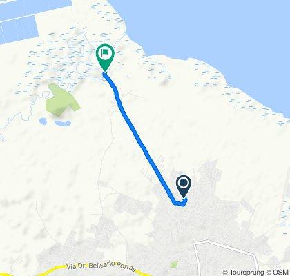 De Manzana 060103 49-21, Monagrillo a Hacia Boca de Parita 1-327, Monagrillo