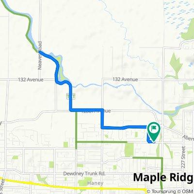 124 Avenue 22313, Maple Ridge to 124 Avenue 22313, Maple Ridge