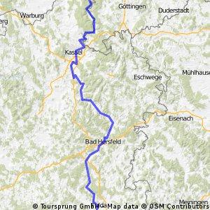 Fulda-Radweg