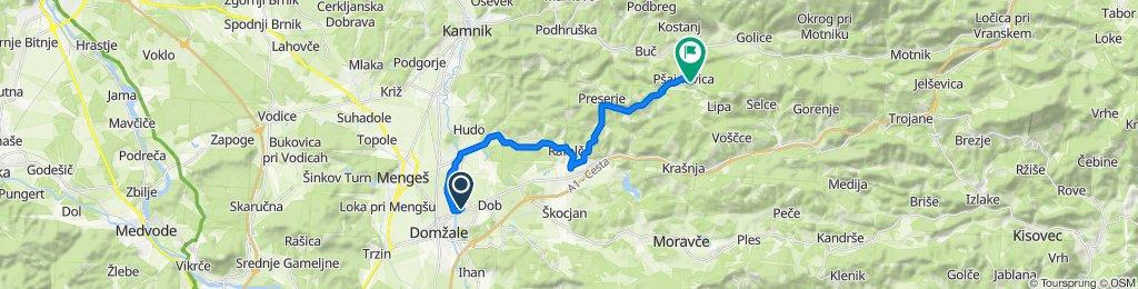 Aljaževa ulica 10, Vir to Laseno 1, Kamnik