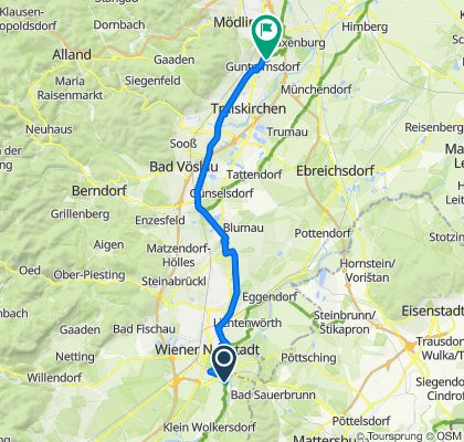 Schneeberggasse 6, Katzelsdorf nach V. Kaplan-Gasse 11, Guntramsdorf