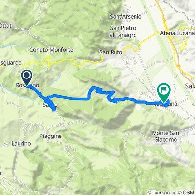 Tappa 7 / La Via Silente / Roscigno- Teggiano