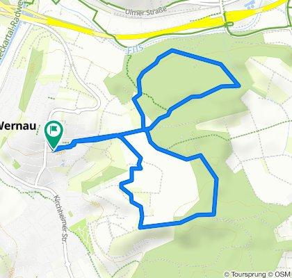 7 km Runde
