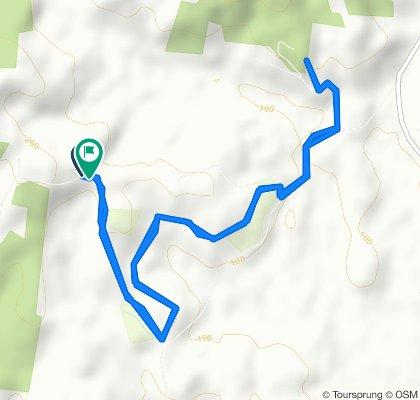 Steady ride in Pakenham Upper