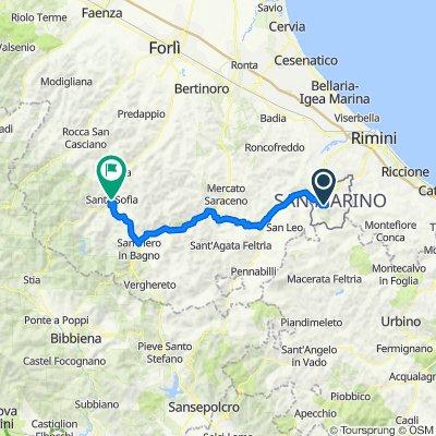 San Marino d- Santa Sofia