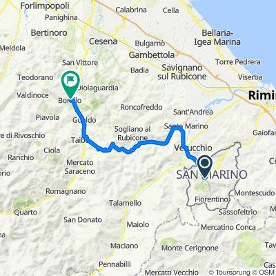 San Marino - Borello