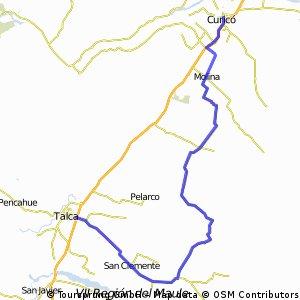 7° Etapa Vuelta a Chile 2011