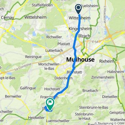 Wittenheim - Illfurth