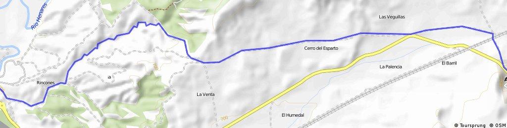 Alcalá de Henares - Anchuelo