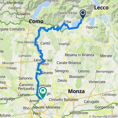 Da Suello - san giuseppe, Cesana Brianza a Viale Lombardia 20, Bollate
