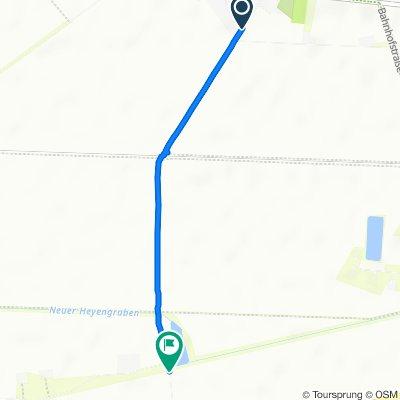 Seelower Straße 12, Golzow nach Schulweg 2, Alt Tucheband