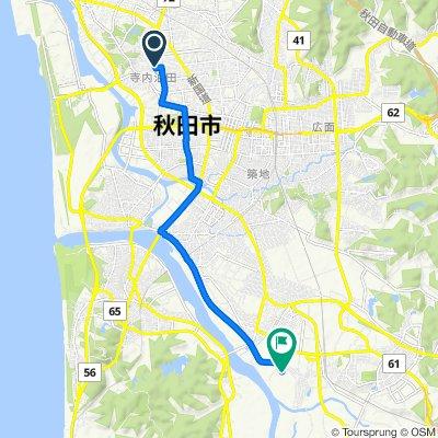 3-27, Yabaseisano 2-Chōme, Akita-Shi to Yotsugoya Onoba, Akita-Shi