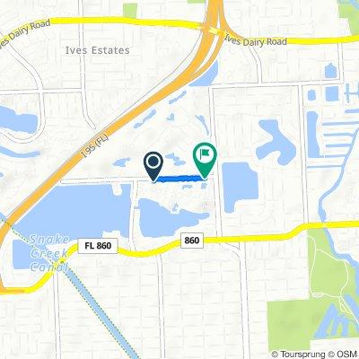 1450 NE 191st St, Miami to 1770 NE 191st St, Miami