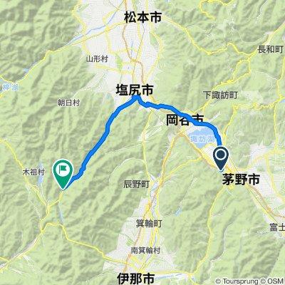 Jingūji, Suwa to 1123-2, Shiojiri