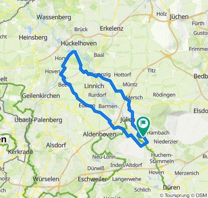 Selfkant Tour