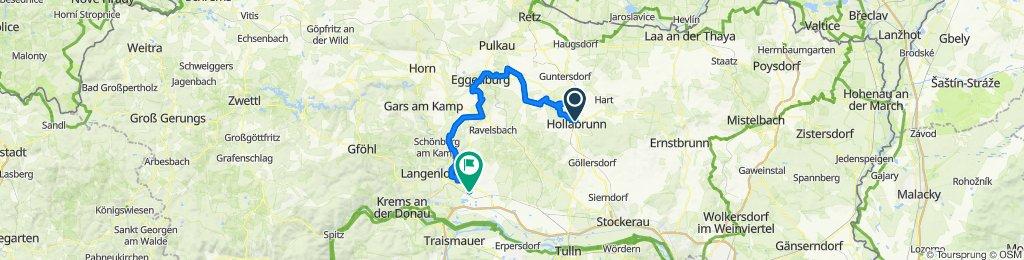 HL-Feuersbrunn via Mannhartsberg
