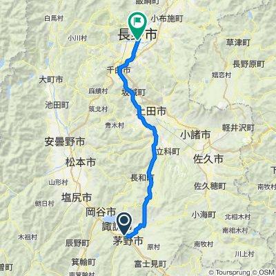 Tokyo -> Nigata (Day 3)