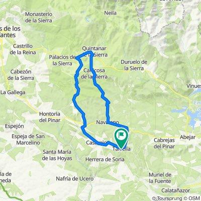 CARGADERO-VILVIESTRE desde Talveila