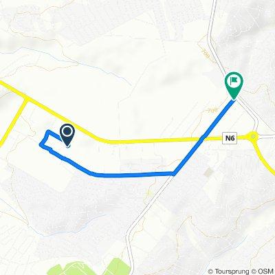 De N6, Chimoio a Unnamed Road, Chimoio