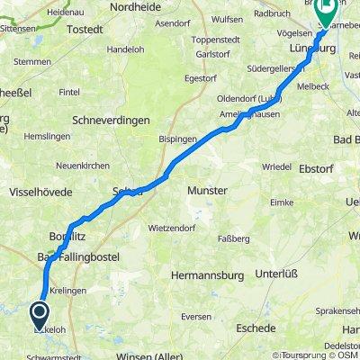 Walnußgarten 12, Grethem nach Röntgenstraße 8, Adendorf