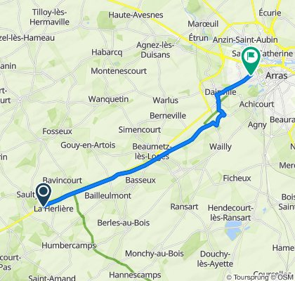 Saulty-Arras